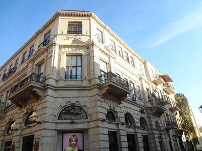 Отель Austin Hotel 4* Баку Азербайджан