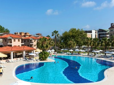Отель Serra Garden 4* Сиде Турция
