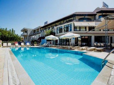 Отель Anna Maria Village 3* о. Крит – Ираклион Греция