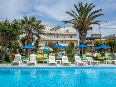 Отель Australia Hotel 2* о. Крит – Ираклион Греция