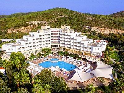 Отель Richmond Ephesus Resort 5* Кушадасы Турция