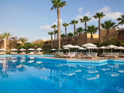 Отель Aquila Rithymna Beach 5* о. Крит – Ретимно Греция