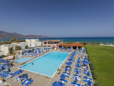 Отель Dessole Dolphin Bay Resort 4* о. Крит – Ираклион Греция