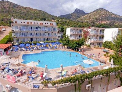 Отель Atali Grand Resort 3* о. Крит – Ретимно Греция