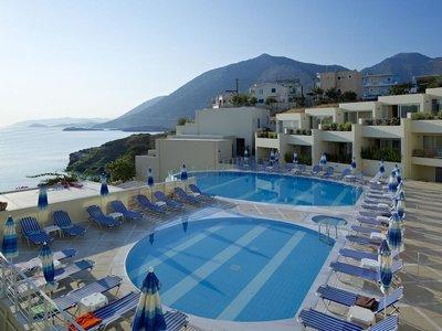 Отель Bali Beach Hotel & Village 3* о. Крит – Ретимно Греция