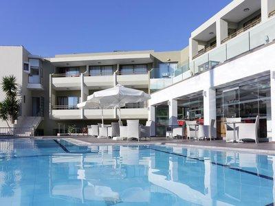 Отель Bali Star Resort Boutique Hotel 3* о. Крит – Ретимно Греция