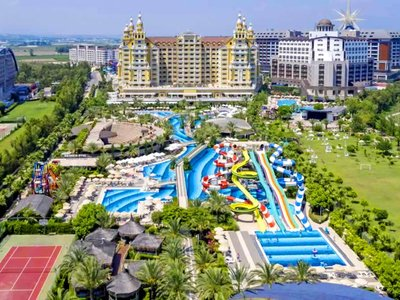 Отель Royal Holiday Palace 5* Анталия Турция