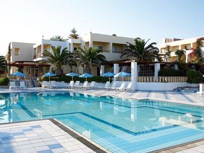 Отель Creta Royal Hotel 5* о. Крит – Ретимно Греция