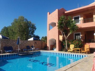 Отель Kri-Kri Village Holiday Apartments 3* о. Крит – Ираклион Греция