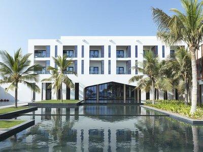 Отель Al Baleed Resort Salalah by Anantara 5* Салала Оман