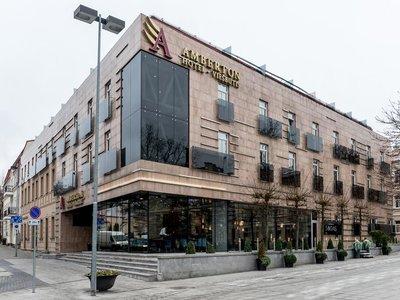 Отель Amberton 4* Вильнюс Литва