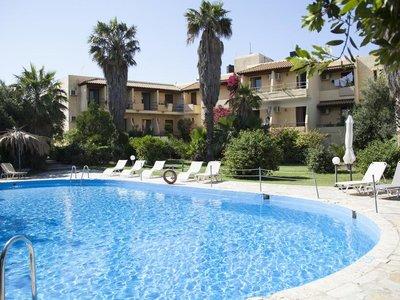 Отель Minoas Hotel 2* о. Крит – Ираклион Греция