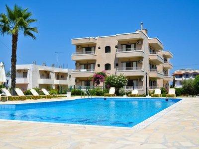 Отель Niko Elen Hotel 3* о. Крит – Ираклион Греция