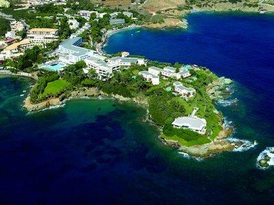 Отель Out Of The Blue Capsis Elite Resort 5* о. Крит – Ираклион Греция