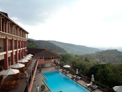 Отель Amaya Hills 4* Канди Шри-Ланка