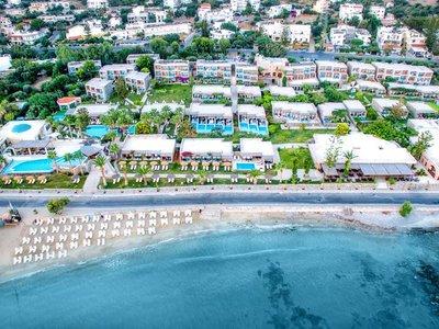 Отель Zeus Hotel Blue Sea Beach 5* о. Крит – Ираклион Греция