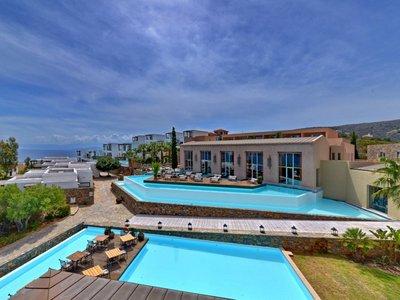 Отель Aquila Elounda Village 5* о. Крит – Элунда Греция
