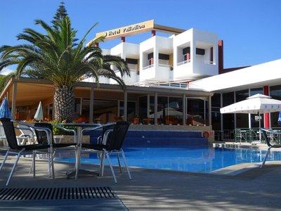 Отель Palladion Hotel 3* о. Крит – Ретимно Греция