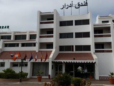Отель Adrar Hotel 3* Агадир Марокко