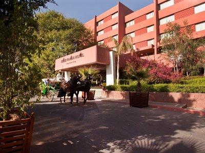 Отель Kenzi Farah Hotel 5* Марракеш Марокко