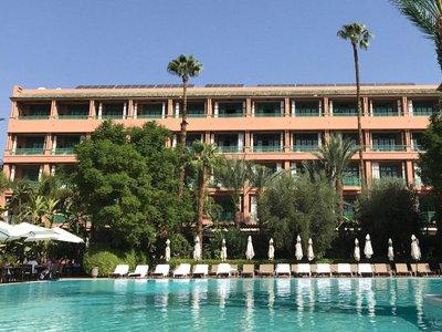 Отель La Mamounia Hotel 5* Марракеш Марокко