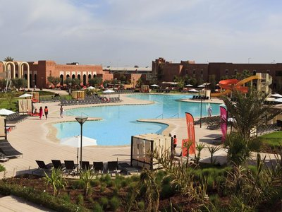 Отель Kenzi Club Agdal Medina 5* Марракеш Марокко
