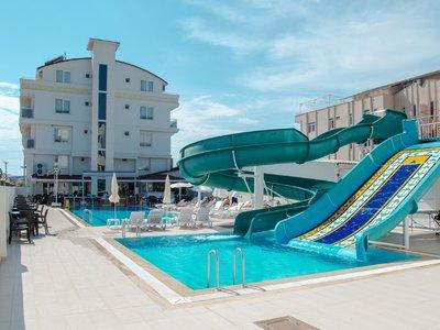 Отель Kadriye Sarp Hotel 3* Белек Турция