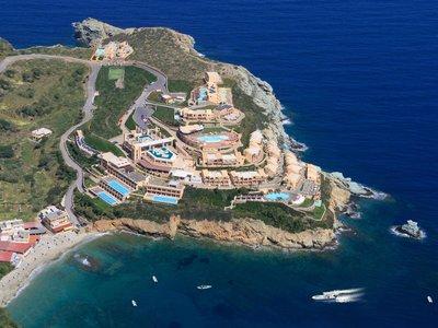 Отель Sea Side Resort & Spa 5* о. Крит – Ираклион Греция