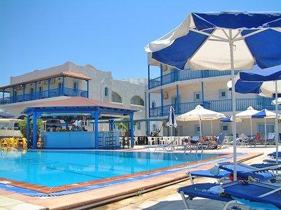 Отель Christiana Beach Hotel 3* о. Крит – Ираклион Греция