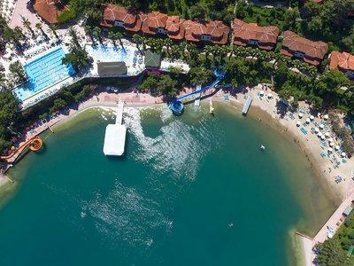 Отель Letoonia Club & Hotel 5* Фетхие Турция