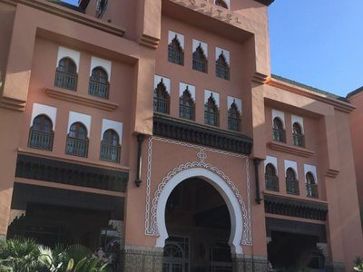 Отель Sofitel Marrakech Palais Imperial 5* Марракеш Марокко