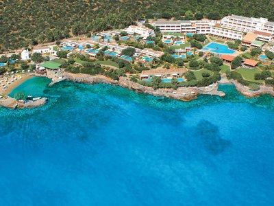 Отель Elounda Mare Hotel 5* о. Крит – Элунда Греция