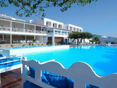 Отель Elounda Ilion Hotel Bungalows 4* о. Крит – Элунда Греция