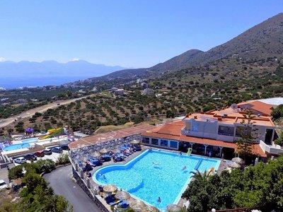 Отель Elounda Water Park Residence Hotel 4* о. Крит – Элунда Греция