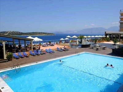 Отель Hermes Hotel 4* о. Крит – Агиос Николаос Греция