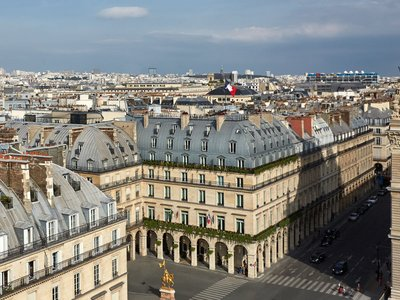 Отель Regina Paris Hotel 5* Париж Франция