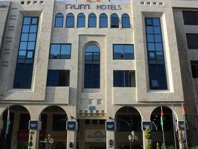 Отель Al Waleed Hotel 3* Амман Иордания