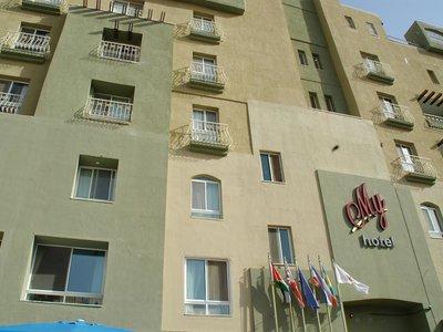 Отель My Hotel 3* Акаба Иордания