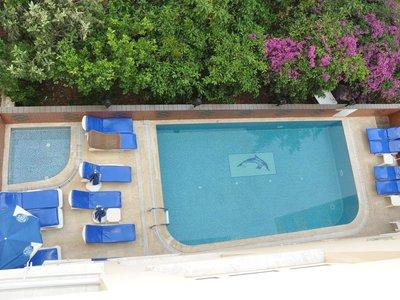 Отель Ozcan Hotel 2* Алания Турция