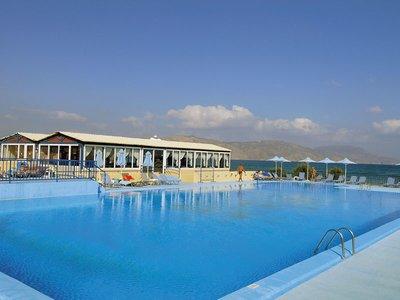 Отель Kavros Beach Hotel 3* о. Крит – Ханья Греция
