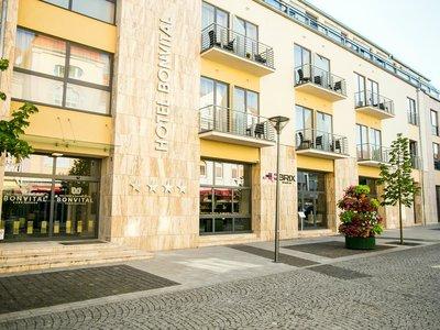 Отель Bonvital Wellness & Gastro Hotel 4* Хевиз Венгрия