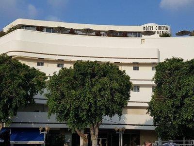 Отель Cinema Hotel 4* Тель-Авив Израиль