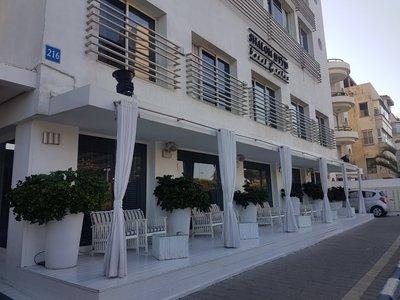 Отель Shalom Hotel & Relax 4* Тель-Авив Израиль