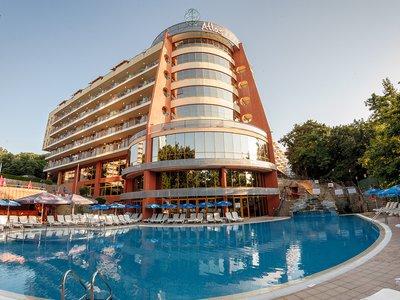 Отель Atlas Hotel 4* Золотые пески Болгария
