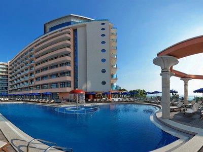 Отель Astera Hotel & Spa 4* Золотые пески Болгария