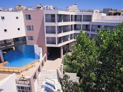 Отель Bomo Santa Marina Hotel 4* о. Крит – Агиос Николаос Греция