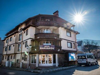 Отель Bariakov Hotel 3* Банско Болгария