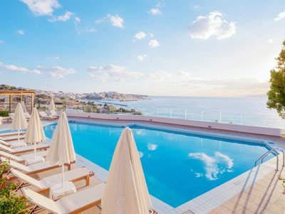 Отель Miramare Resort & Spa 4* о. Крит – Агиос Николаос Греция