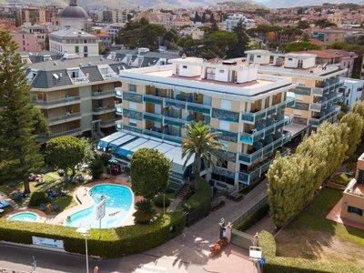 Отель Loano Garden Lido Hotel 4* Лигурийское побережье Италия