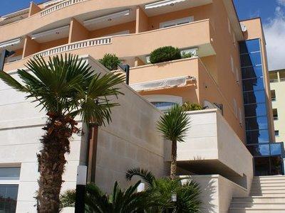 Отель Rosina Hotel 4* Макарска Хорватия